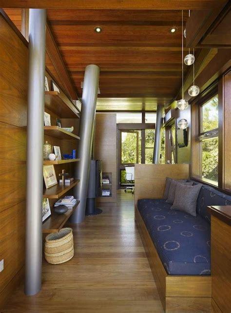sq ft modern treehouse micro cabin