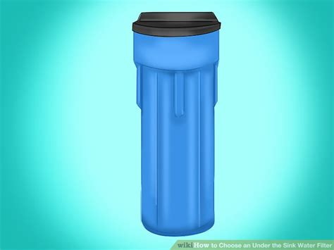 is sink water safe to drink how to choose an under the sink water filter 12 steps