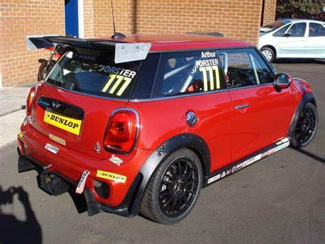 mini lave linge cing car racecarsdirect mini challenge jcw race car