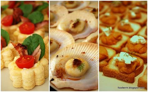 and easy canapes foodwink easy peasy canapés