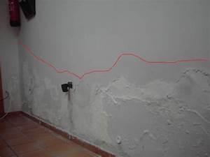 Probleme D Humidite Mur Interieur : probl me humidit mur qui explose savez vous pourquoi ~ Melissatoandfro.com Idées de Décoration