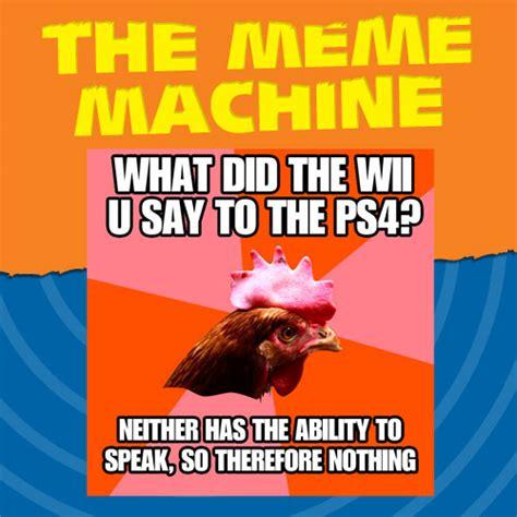 Wii Memes - the meme machine