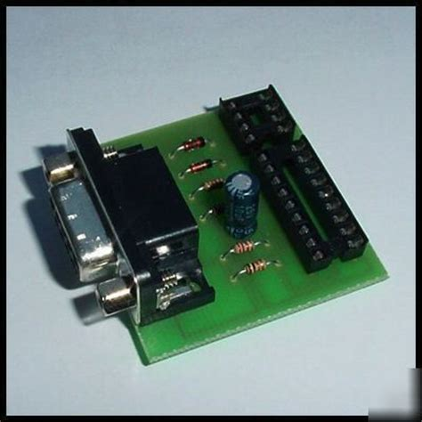 pic  cxx simple  eprom programmer