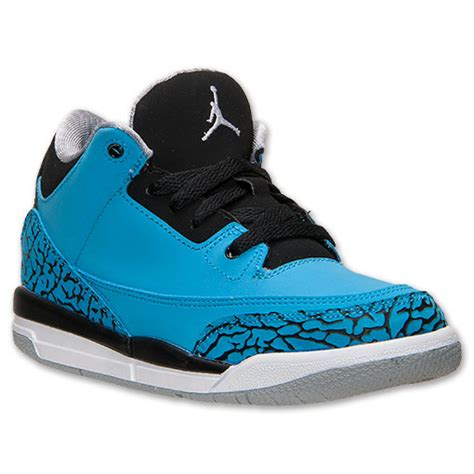 boys preschool air retro 3 basketball shoes 160 | boys preschool air jordan retro 3 basketball shoes 3