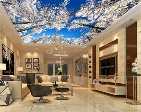 Creative Ceiling In A Room by 30 Creative And Ceiling Designs Design Swan