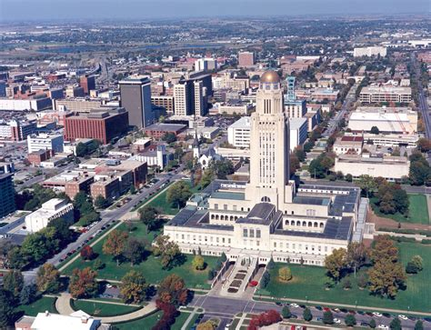 File:Picture of downtown Lincoln,NE.jpg