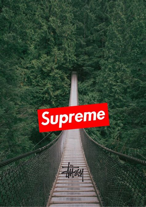 Iphone Wallpaper On Twitter Supreme X Stussy Wallpaper HD Wallpapers Download Free Images Wallpaper [1000image.com]