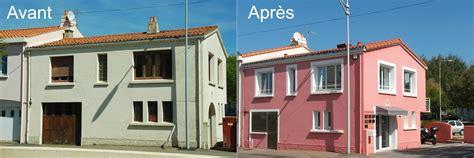 Maison Renover Avant Apres 4384 by R 233 Novation Maison Les Sables D Olonne En Vend 233 E