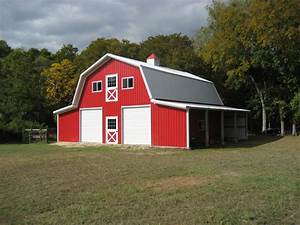 all you need to know about steel building homes and why With barnyard buildings
