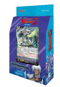 cardfight vanguard g trial deck vol 4 blue cavalry of the marine spirits cardfight