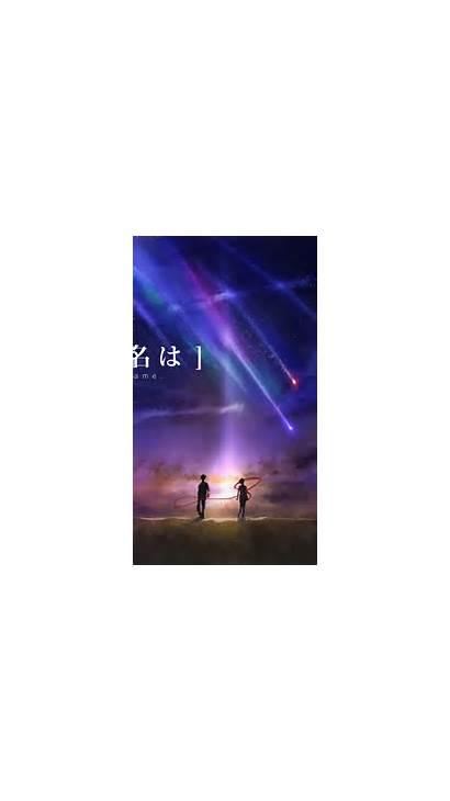 Iphone Anime Meteor Night 6s Se Plus