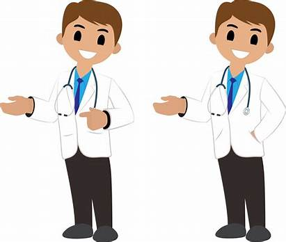 Doctor Transparent Clipart Stethoscope Clip Physician Cartoon