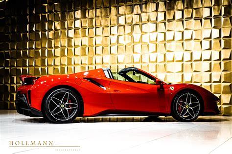 The 488 spider dimensions is 4568 mm l x 1952 mm w x 1211 mm h. At €545,200, This 50-Mile Ferrari 488 Pista Spider Costs ...