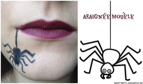 maquillage facile araign 233 e