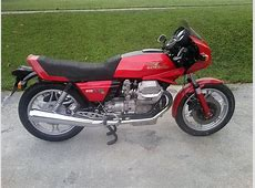 Alternative Transport 1983 Moto Guzzi LeMans III Rare