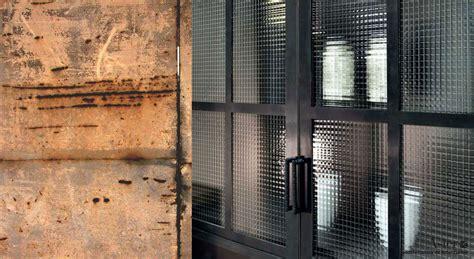 verre pour porte de cuisine cuisine factory meubles fer forgé verre armé