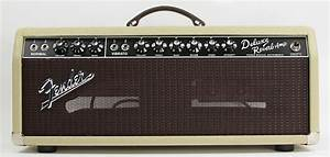 Fender Limited Edition  U0026 39 65 Reissue Deluxe Reverb Head