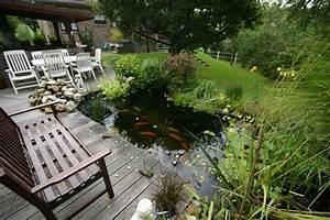 amenagement jardin avec bassin 3 diy atb tv modern aatl With amenagement jardin avec bassin
