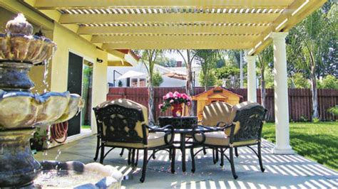 patio covers palm springs 28 images lattice patio
