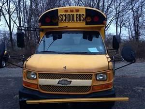Find Used 2004 Chevrolet Express 3500 Passenger Van  School Bus     1 Owner Low Miles     In