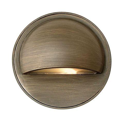hinkley lighting low voltage 20 watt matte bronze hardy