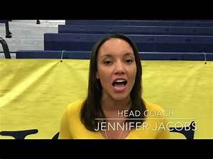 Augustana volleyball head coach Jennifer Jacobs After ...