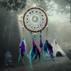 Natural Turquoise Dreamcatcher - My Feng Shui Store