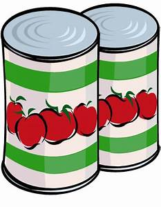 Canned Goods Clip Art Pictures to Pin on Pinterest - PinsDaddy