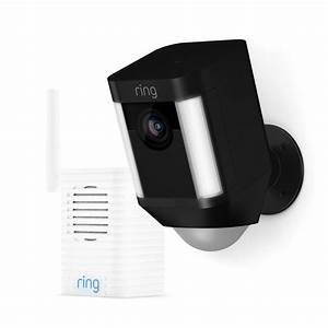 IDEAL Security Wireless Indoor or Outdoor Siren with ...