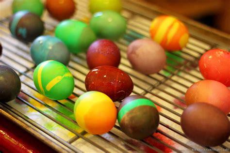 diy easter egg dye  food coloring  vinegar