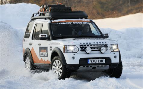 land rover discovery  expedition vehicle