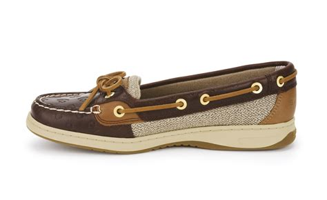 Sperry Angelfish Slip On Boat Shoe by Sperry Top Sider Women S Shoes Angelfish Slip On Cordovan