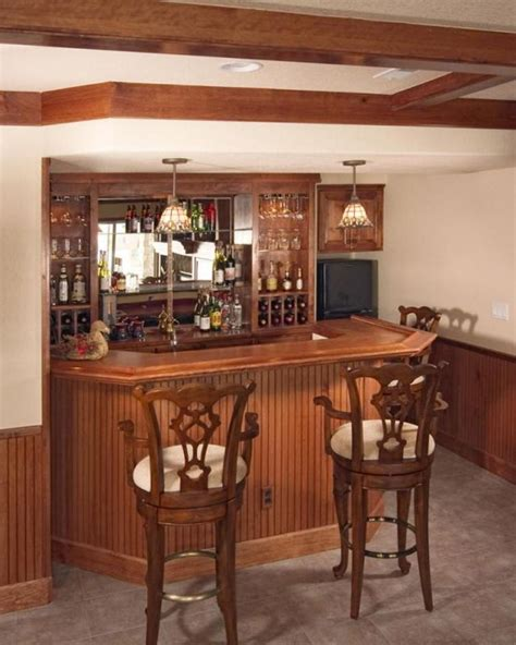 Small Home Bar by Stylish Small Bar Ideas Homesfeed
