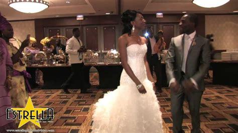 Jide And Modupe Wedding Reception Hyatt Regency
