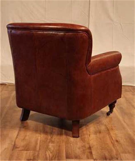fauteuil style club anglais cuir vieilli neuf 40 fauteuils divans