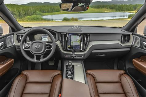 volvo xc hybrid interior  carbuzz