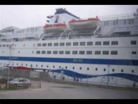 Cruise Ship Sinking Santorini by The Sea Santorini Greece