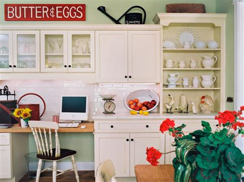 how level do cabinets have to be for quartz 10 ideas for decorating above kitchen cabinets hgtv