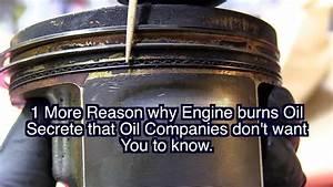 Why Engine Burning Oil  Oil Consumption  Motorcraft
