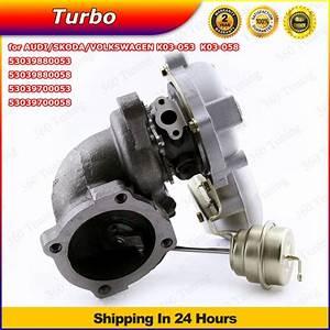 Turbo Turbocharger For Audi A3 1 8t 1 8l K03 K03 053