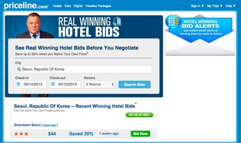 bid hotel room travel bid the price of your hotel room
