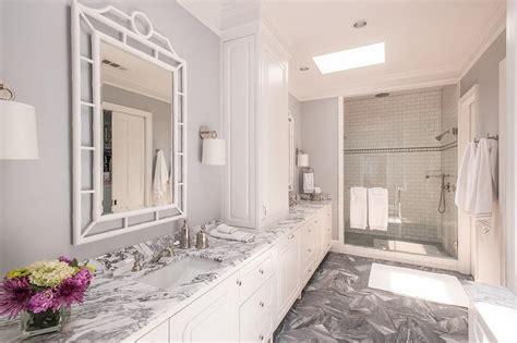grey marble bathroom white and grey marble bathroom countertops transitional bathroom