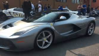 LaFerraris, Huayras and More on Cannery Row: Monterey Car ...