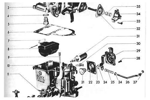 baixar do manual do carburador holley 40 40