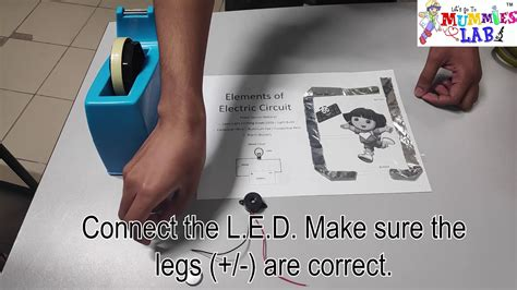 Electric Circuit Let Mummie Lab Youtube