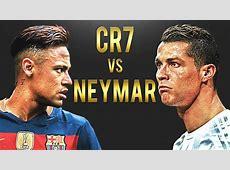 Cristiano Ronaldo vs Neymar Jr Top 10 Challenge 201