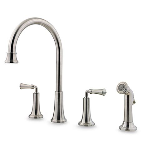 price pfister kitchen faucet warranty price pfister bellport kitchen faucets bed bath beyond