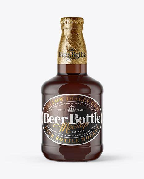 Discover 15 beer bottle mockup designs on dribbble. 330ml Amber Glass Lager Beer Bottle with Foil Mockup in ...