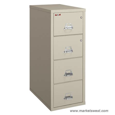 Used Fireproof File Cabinets 4 Drawer by Fireking 4 Drawer Vertical Legal Fireproof File Cabinet