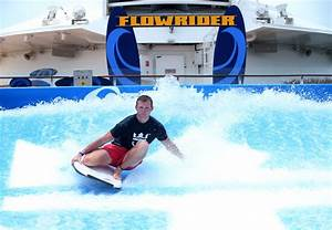 First ever FlowRider professional lessons offered on Royal ...